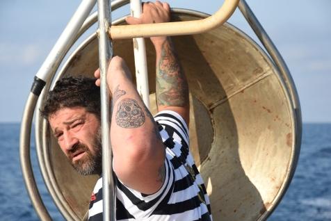 Mauro Gambaro liebt Tattoos